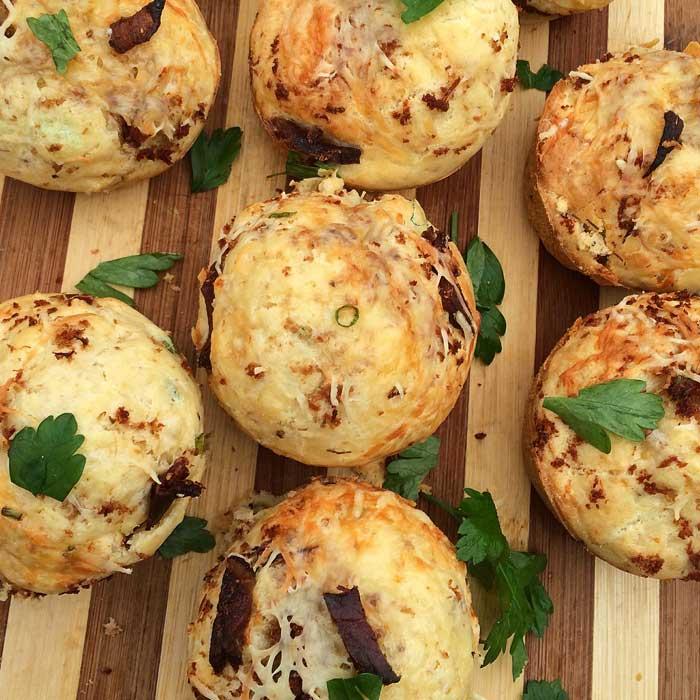 muffins-savory-biltong-onion-cheddar-baking